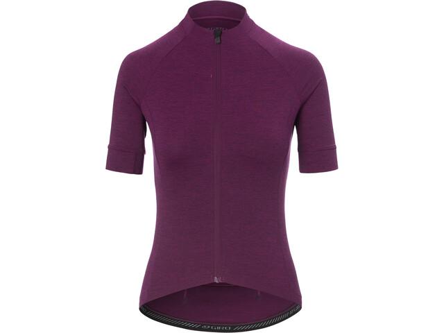 Giro New Road Maillot Mujer, violeta